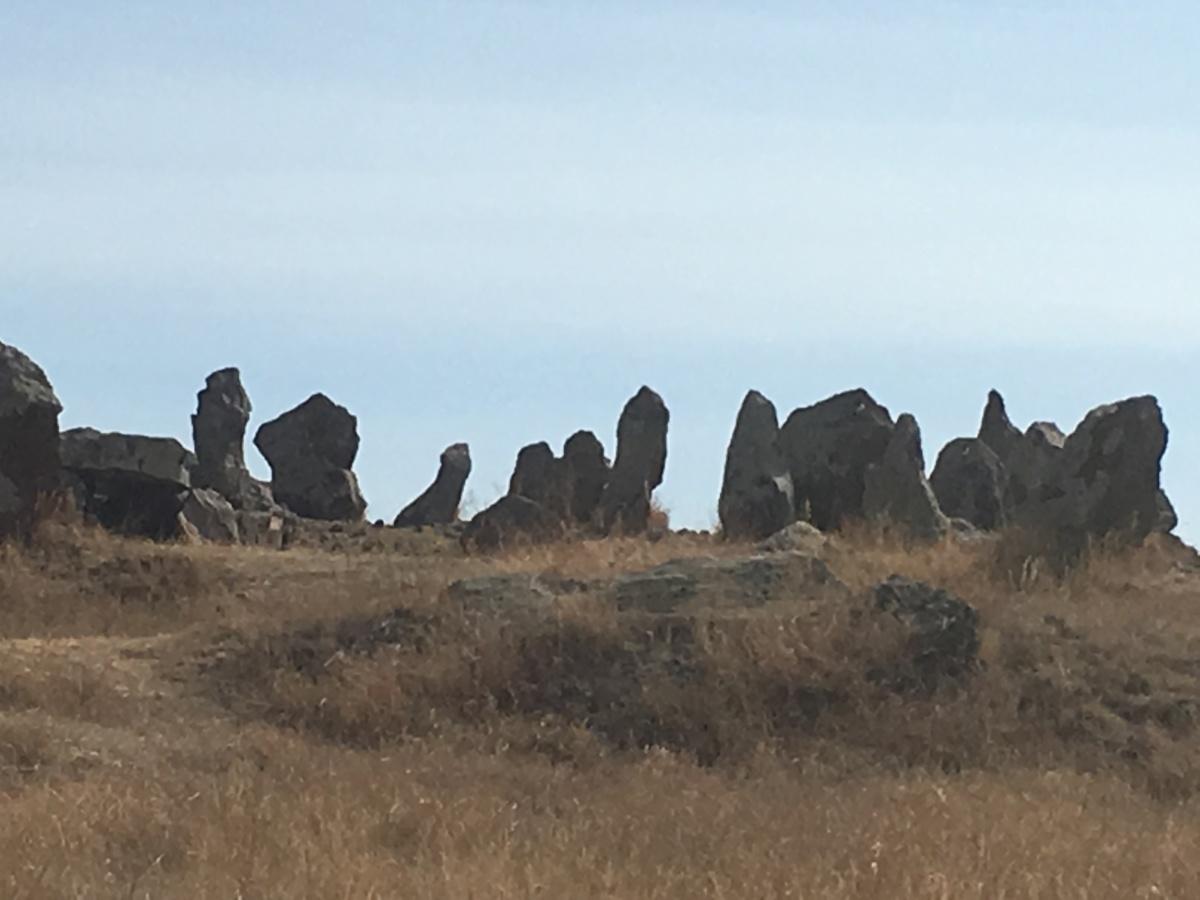 Karahunj (Armenia's Stone Henge)–> Vorotnavank Monastery–> Vorotnaberd Fortress–> Melik Tangi Bridge–>Shaki Waterfall